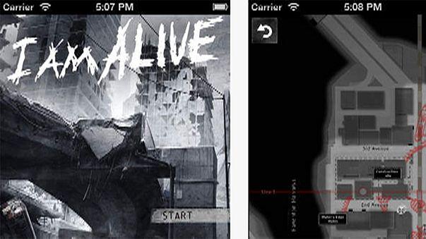 """Smartphone-App teilt Familie mit: """"Ich lebe noch"""""""