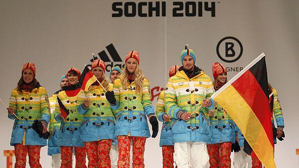Sochi: medalhas de estilo