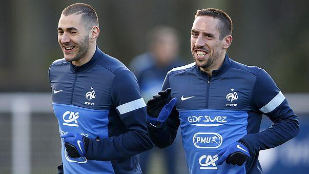 Franck Ribéry et Karim Benzema relaxés dans l'affaire Zahia
