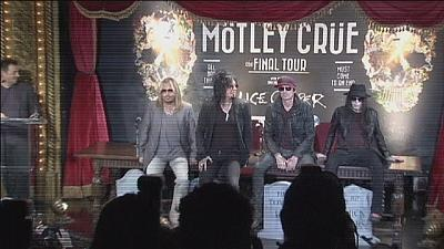 Mötley Crüe call it quits, Bieber not in trouble