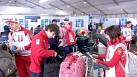 Winter Olympics: first group of athletes arrive in Sochi