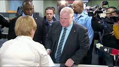 Toronto mayor Rob Ford 'ordered jail beating'