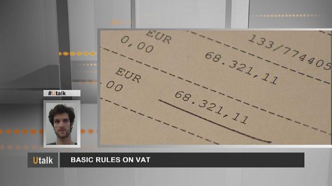 Die Umsatzsteuer in den EU-Ländern