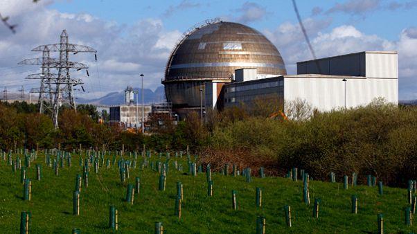 Reino Unido: Radioatividade acima do normal na central de Sellafield