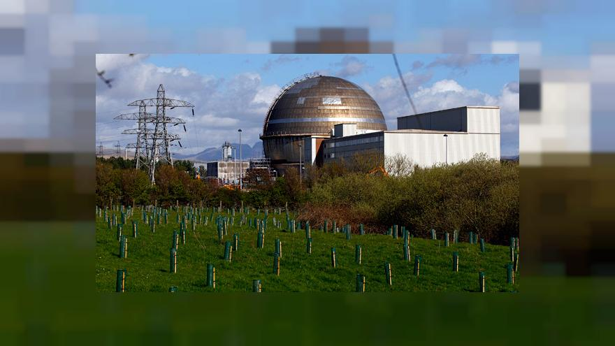 'Elevated levels' of radioactivity detected at UK Sellafield nuclear plant