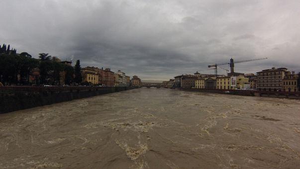 Italia flagellata dal maltempo