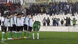 Spanish footballers don't play ball after not being paid