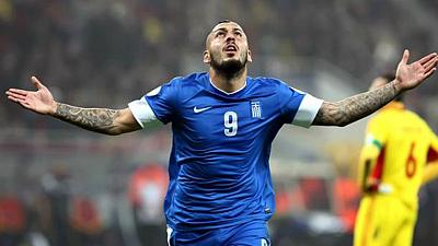 Greek football star Kostas Mitroglou joins Fulham