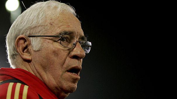 Luis Aragonés, former Spain coach, dies aged 75