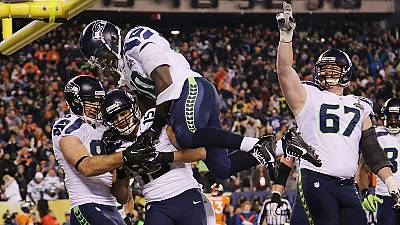 Seahawks smash Broncos in Super Bowl spectacular