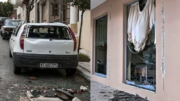 Earthquake strikes Kefalonia off western Greece