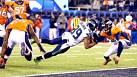 Seattle Seahawks beat Denver Broncos to win Super Bowl