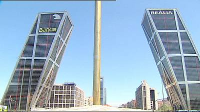 Spain's Bankia releases better-than-expected results