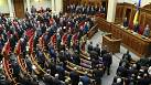 Conflict among party members at start of Ukraine parliament term