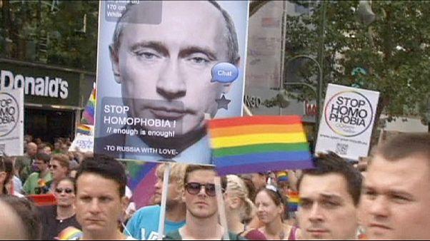 Russie : les JO de Sotchi, miroir des violences contre les homosexuels