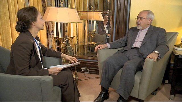 """""""L'Iran n'a pas de forces armées en Syrie"""" dit Mohammad Javad Zarif"""