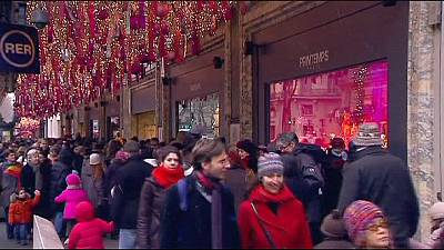 No holiday cheer for eurozone retailers as shoppers cut December spending