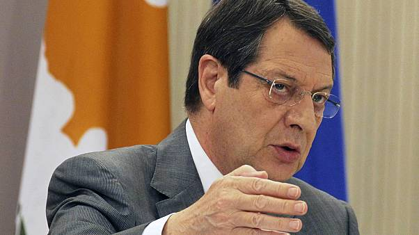 "Cypriot president says ""serious prospects"" of talks resuming"