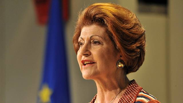 Can culture and education get us out of the crisis? - Chat with Commissioner Vassiliou