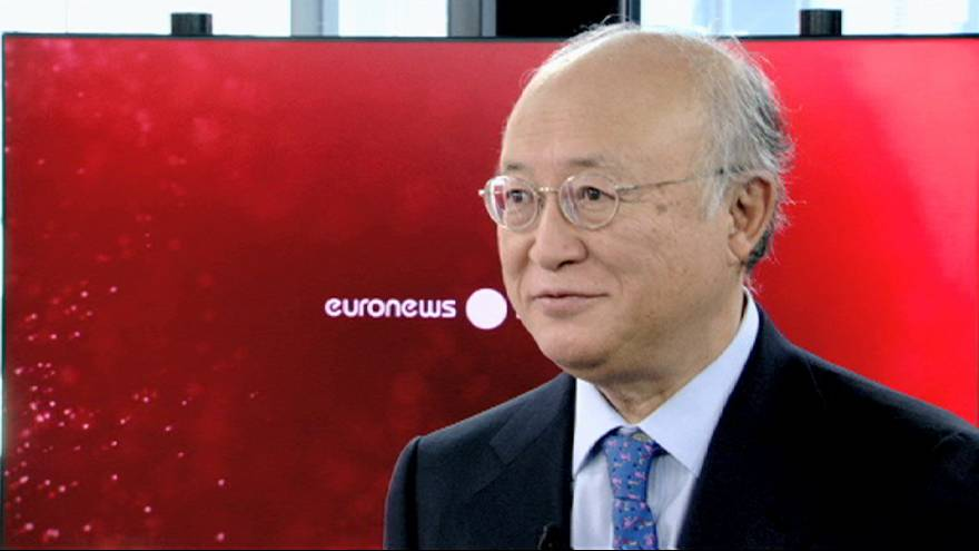 IAEA chief Yukiyia Amano on Iran nuclear inspections
