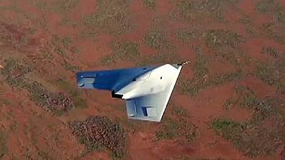 Successful test flight for top-secret UK stealth drone