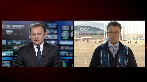 """Sochi 2014: """"Os novos estádios cheiram a novos e a vitórias olímpicas"""""""