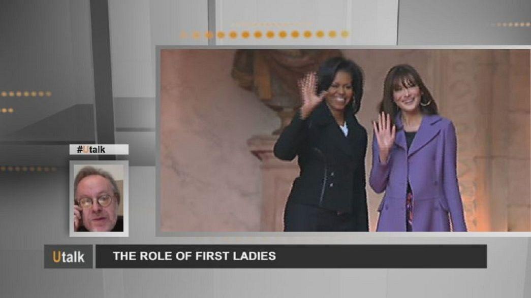 """Die unterschiedliche Rolle der """"First Ladies"""""""