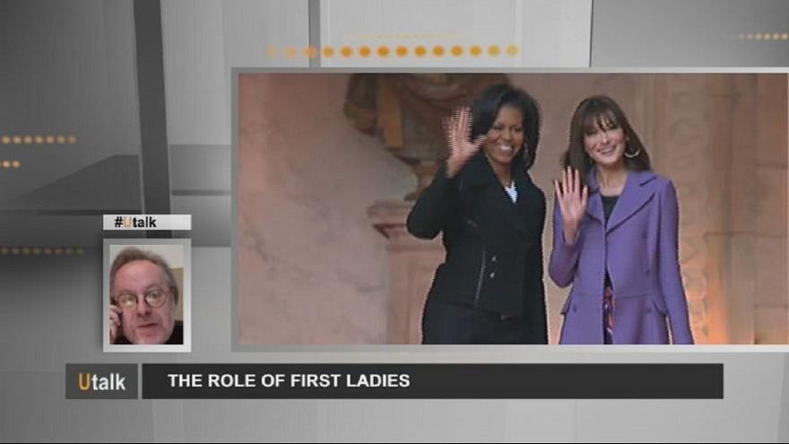 U-talk considers the French First Lady's role
