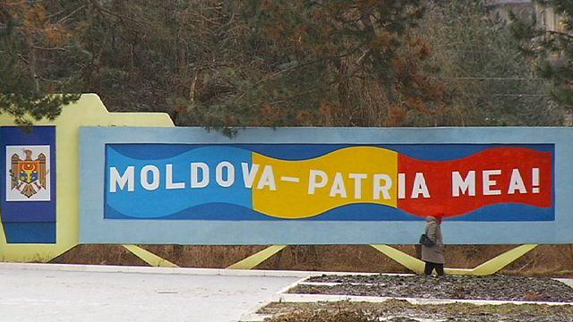Doğu ile Batı arasında Moldova