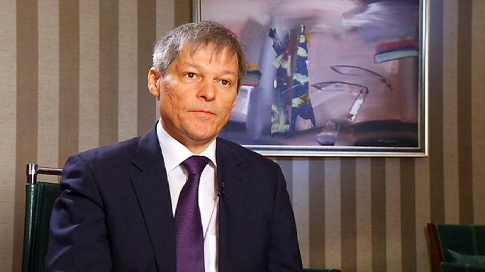 Interview bonus : Dacian Ciolos, Commissaire européen en charge de l'Agriculture