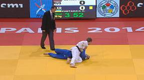 Ouverture du Grand Slam de judo à Paris