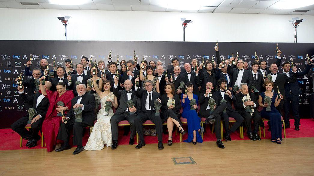 David Trueba triunfa en unos Premios Goya con polémica... una vez más