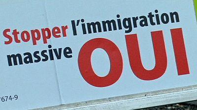 Suiza: el Sí a las cuotas de inmigrantes no convence dentro ni fuera