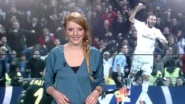 زاوية كرة القدم الأوروبية