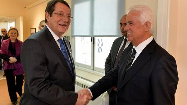 Cyprus leaders determined to resume talks