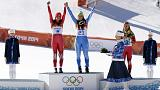 JO de Sotchi : deux médaillées d'or en descente