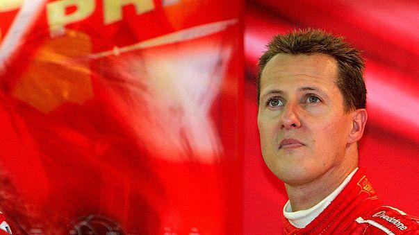 Dans le coma, Schumacher victime d'une infection pulmonaire (presse)