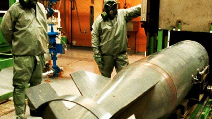 جدل واسع بعد قرار مرفأ جويا تورو استقبال الاسلحة الكيميائية السورية