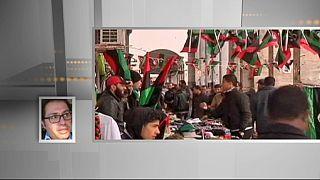 Qual é a atual situação da Líbia?