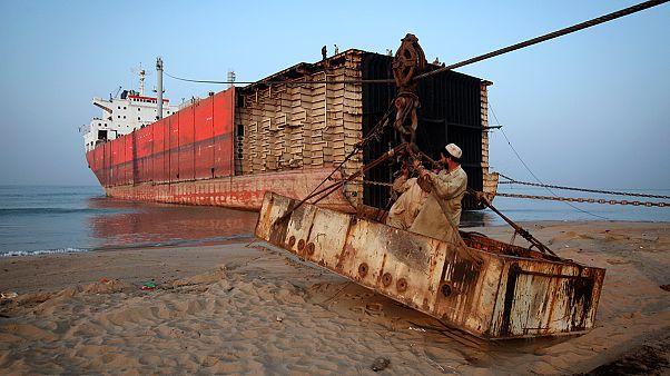 L'Asie du Sud encore et toujours le sale cimetière des navires