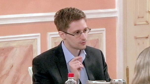MEPs reject Green asylum call for Snowden.
