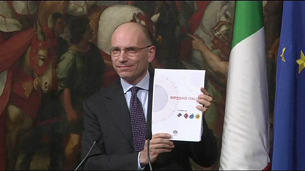 Letta says he won't resign and challenges his critics to offer Italians a programme