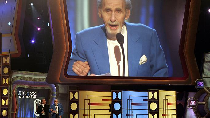 Comedian star Sid Caesar dies at 91