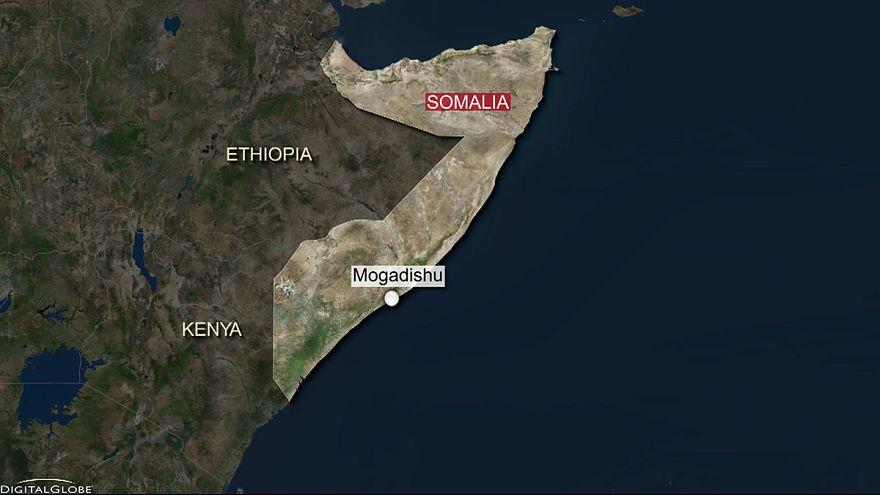 Car bomb explodes next to Somali capital airport