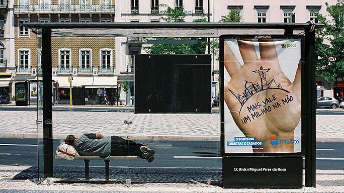 Há 852 sem-abrigo em Lisboa, 5% têm estudos superiores