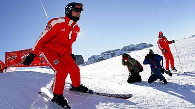 Schumacher toujours en phase de réveil, sa famille confiante