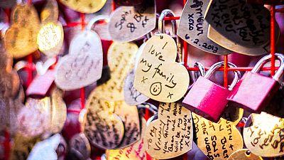 Valentine's Day traditions around the world