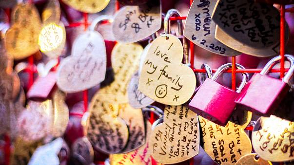 La St Valentin à travers le monde