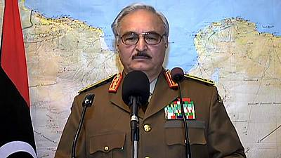 Libya: possibility of coup as army general calls for suspension of government