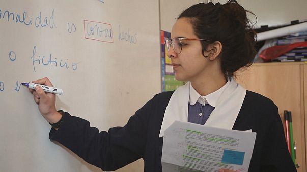 البحث عن مدرسين مؤهلين